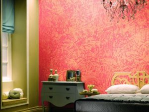 Paint and wall coverings